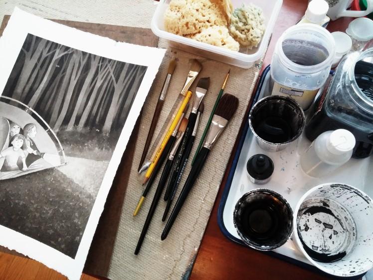 ink-materials